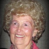 Edna Claire Norman Hawke  August 2 1925  June 19 2019