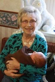 Shirley Ann Buchanan Huffman  July 4 1936  June 20 2019 (age 82)