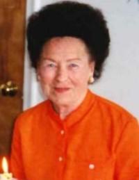 Dorothy Leora Steinman  August 29 1928
