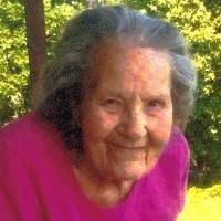 Frances May Crisp of Checotah Oklahoma  December 4 1927  June 21 2019