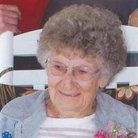 Irene Mary Shisler  May 15 1915  June 21 2019