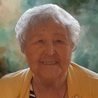 Kathryn E Jellison Purcell  June 27 1921  June 24 2019