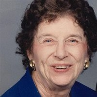 Mary Loe Gaudet  July 11 1924  June 23 2019