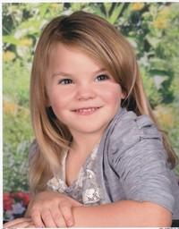 Abigail Abby Lynn Bramlett  March 8 2013  June 25 2019 (age 6)