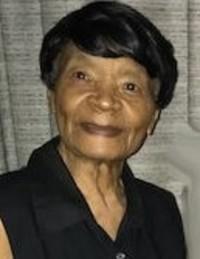 Lucretia Patrick Brown  December 7 1926  June 27 2019 (age 92)