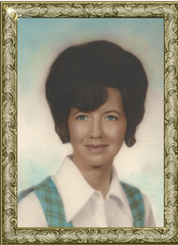 Myrna Crouch Sherrill  September 24 1937  June 27 2019 (age 81)