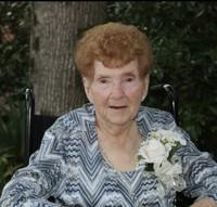 Virginia Mullenix  August 21 1927  June 27 2019 (age 91)