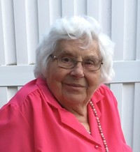 Erika Hillebrecht  May 11 1929  June 28 2019