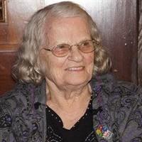 Bette Jane Thornton  January 26 1924  July 26 2019