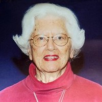 Frances Curry Beauchamp  April 26 1926  July 31 2019