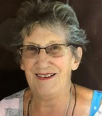 Geraldine Hoopes  July 30 2019