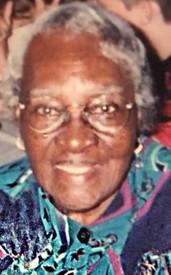 Carrie B Ashe  December 5 1918  July 1 2019