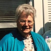 Frances  Ervin  May 2 1926  July 2 2019