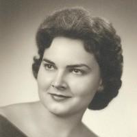 Martha Anne O'Keefe  May 14 1938  July 03 2019