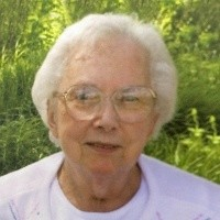 Mary Lou Hustad  March 9 1928  July 3 2019