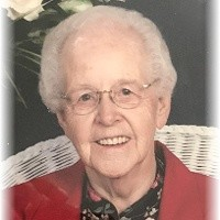 Alberta May Edwards  August 26 1919  July 10 2019