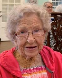 Ernestine Giles Burdette  September 16 1923  July 10 2019 (age 95)