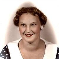 Harriette M Hill  July 31 1933  July 10 2019