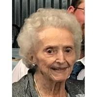 Peggy Jean Maitlen  January 6 1929  June 8 2019