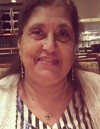 Farideh Namuj  December 18 1945  July 11 2019 (age 73)