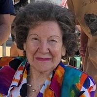 Laura Uvino-Ferraro  January 9 1928  July 11 2019