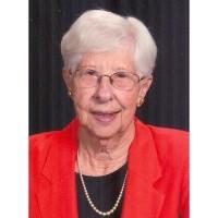 Mary Fern Carlyle  February 10 1925  July 10 2019