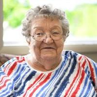 Betty Ann Naylor Bayliff  January 16 1936  July 10 2019