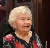 Clarine Anderson  December 11 1922  July 10 2019 (age 96)