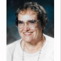 Bertha Lavon Young Lamplugh Richards  January 8 1932  July 8 2019