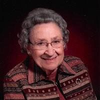 Kathleen Weossner  February 26 1922  May 11 2019