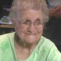 Leva Arizona Hamman Briggs  August 18 1921  July 14 2019