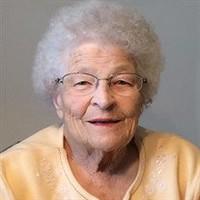 Lorraine Gallagher  November 17 1925  July 13 2019