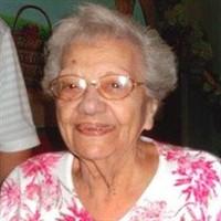 Nancy Grace Gagliardi  April 16 1920  July 13 2019