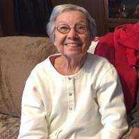 Sue James  March 12 1934  July 13 2019