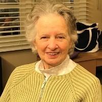 Mary Fitzsimmons  November 23 1935  July 14 2019