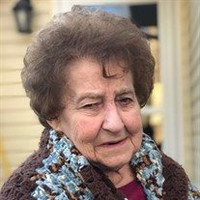 Margaret Toots Joyce Orr  March 1 1931  July 14 2019