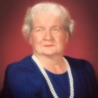 Gertrude Elizabeth Fitts  May 15 1927  July 17 2019