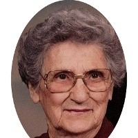 Lois Lucille Phariss  July 08 1914  July 18 2019