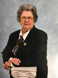 Mildred Florence Eubanks  July 26 1922  July 19 2019