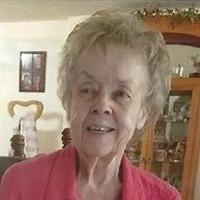 Patsy J Scott  October 9 1937  July 16 2019