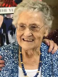 Helen R Eversole Napier  October 21 1927  July 18 2019 (age 91)