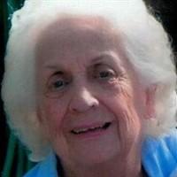 Anna Mae Evans Perez  October 16 1926  July 18 2019