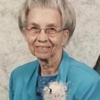 Ruth Scheffler  May 6 1928  July 19 2019