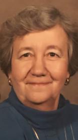 Annie Laurie Wilson Thompson  1931  2019 (age 87)