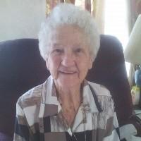 Minnie Evelyn Bogle  August 09 1921  July 21 2019
