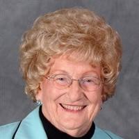Myrna Bremner  April 19 1928  July 21 2019