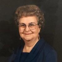 Roberta June Henline Goode McDowell  April 6 1922  July 21 2019
