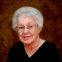 Frances Dodson Anderson  October 22 1924  July 21 2019