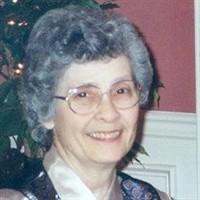 Mary Amelia McClellan  May 6 1934  July 22 2019