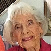 Annamarie van Noppen  December 18 1922  July 22 2019